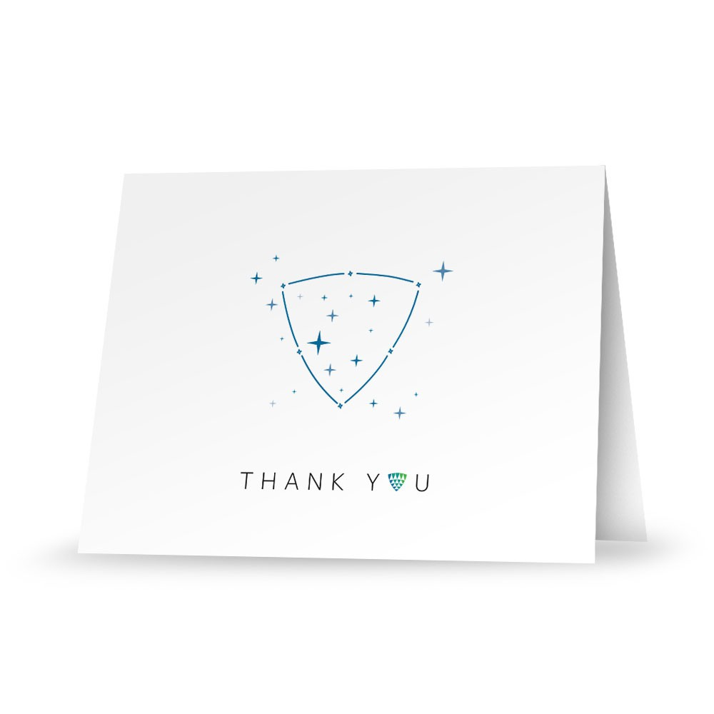 Employee Recognition Cards with Envelopes (Pack of 10)