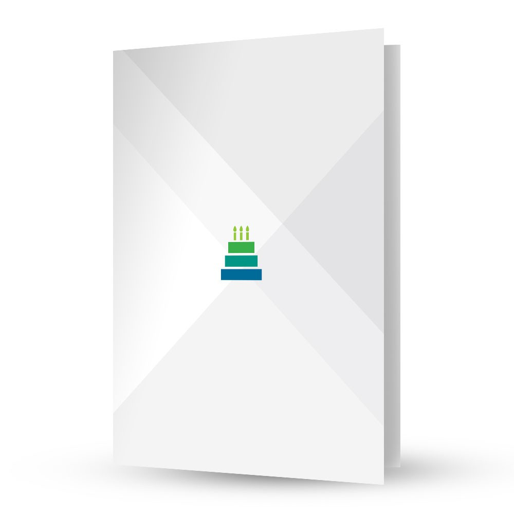 Lineage Birthday Card with Envelope (Pack of 20)