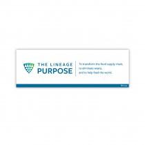 Purpose Statement Banner Option 1