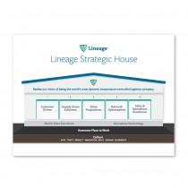 Strategic House Poster