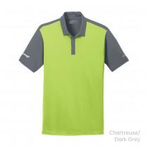Nike Golf® Mens Dri-FIT Colorblock Icon Modern Fit Polo