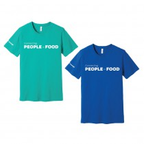 Connecting People to Food T-shirt