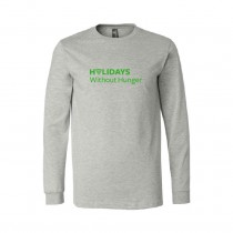 Holidays Without Hunger Long Sleeve Tee