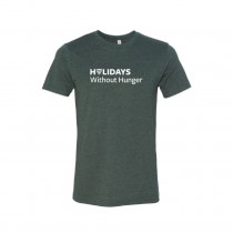 Holidays Without Hunger Short Sleeve Tee