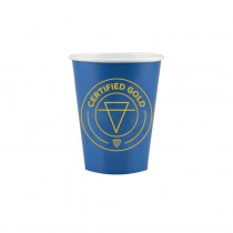 Colored Paper Cup- Gold (Pack of 20)