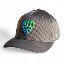 Flexfit Grid Texture Cap