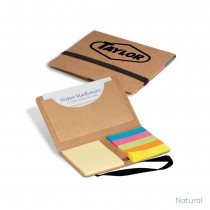 Business Card Sticky Pad