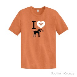 "Alternative Apparel ""I Heart Ruckus"" Shirt"
