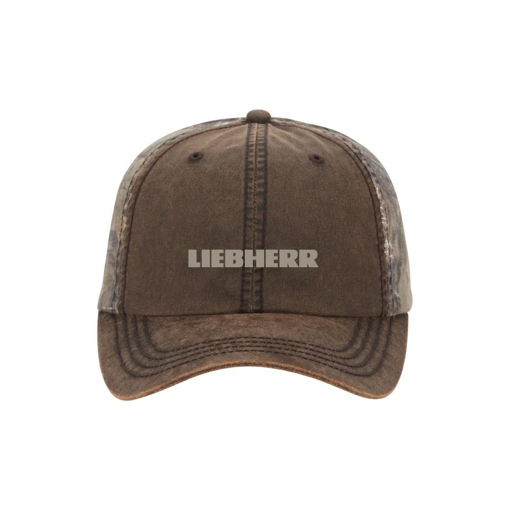 Liebherr Camoflage Cap