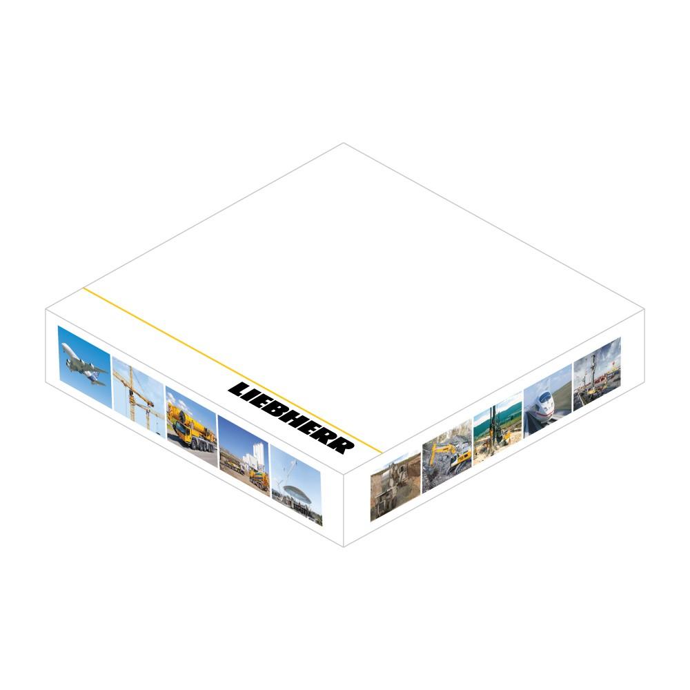 Liebherr Adhesive Note Cube