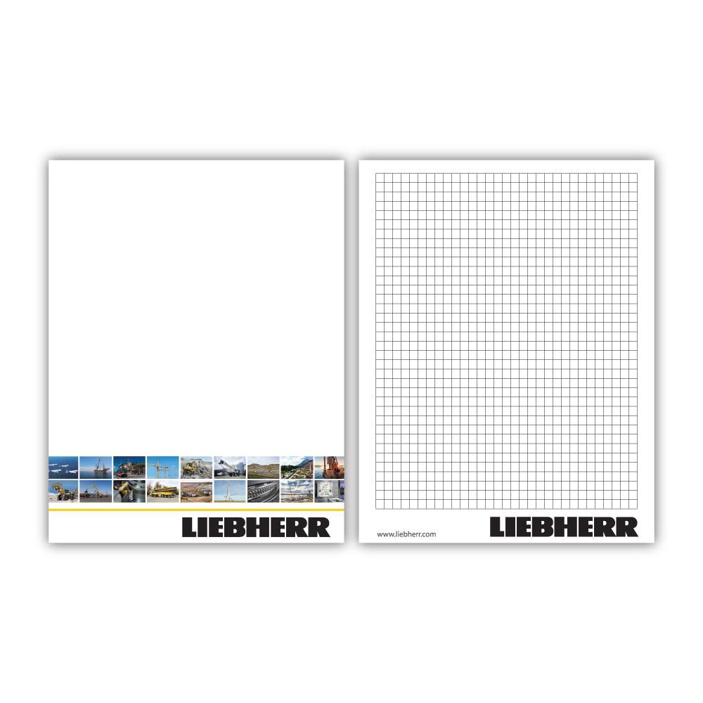 Liebherr Custom Tear Pads