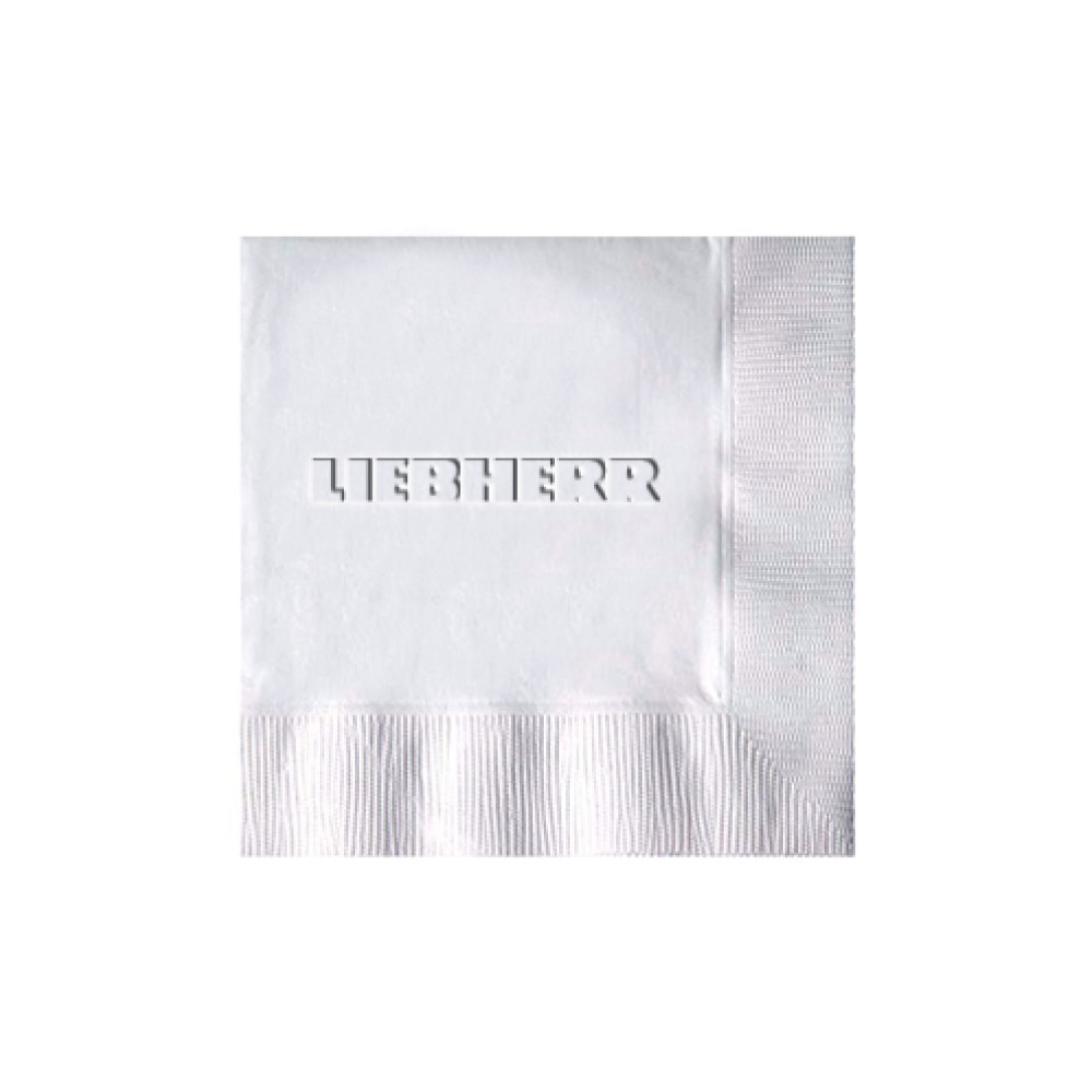 Liebherr 3-ply Beverage Napkins (Pack of 200)