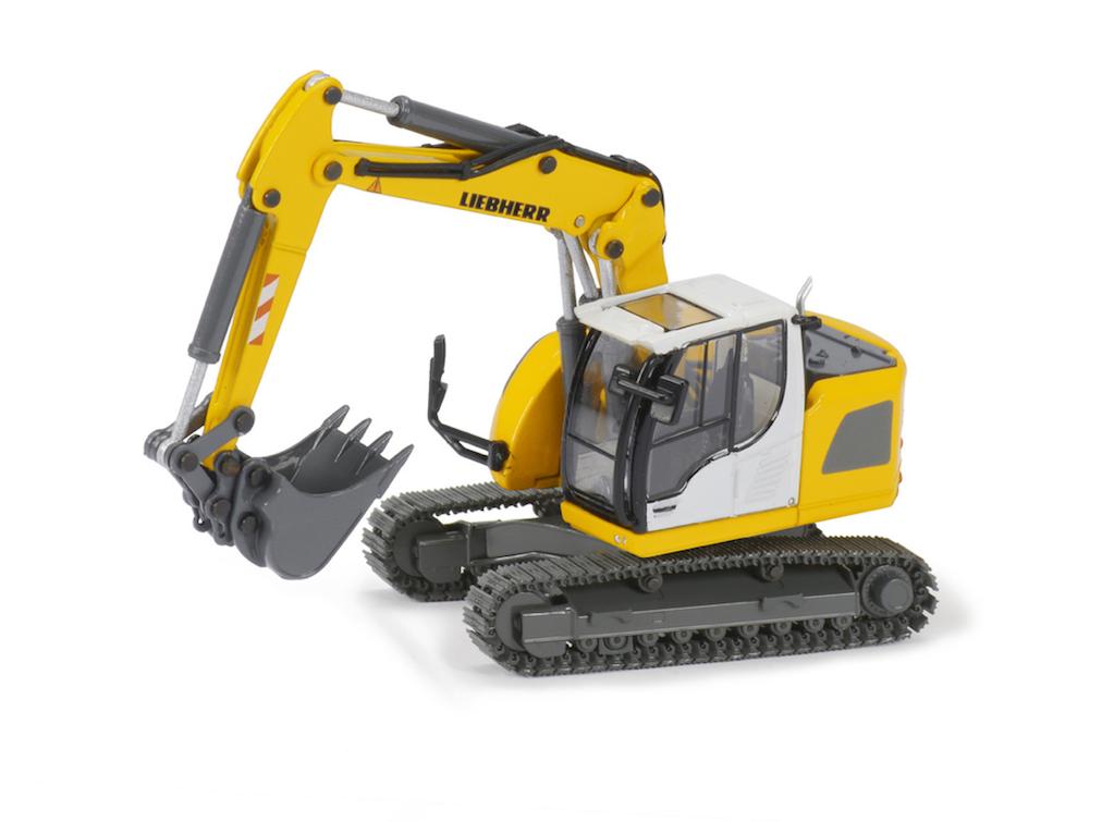 Liebherr R 920 Compact  Litronic Crawler Excavator