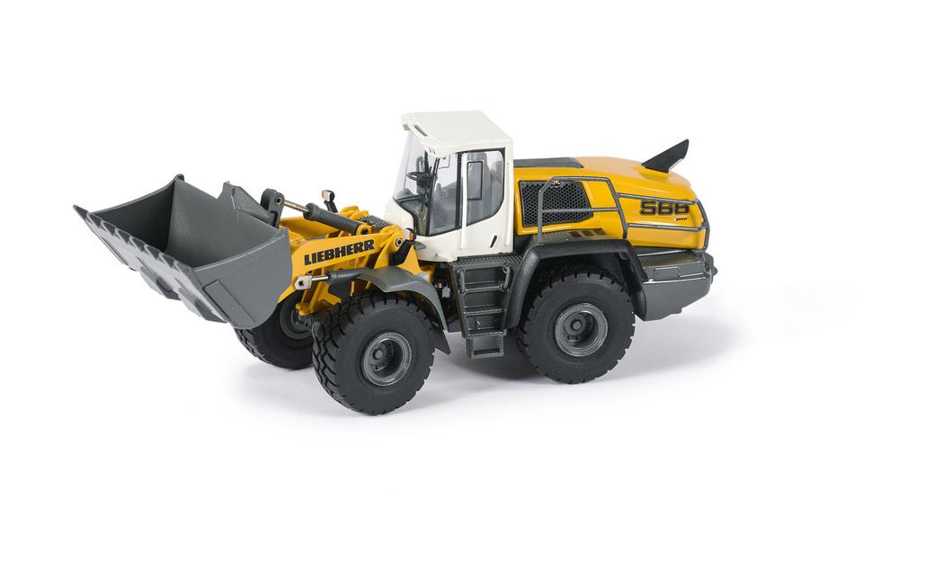 Liebherr L 566 XPower®  Wheel Loader