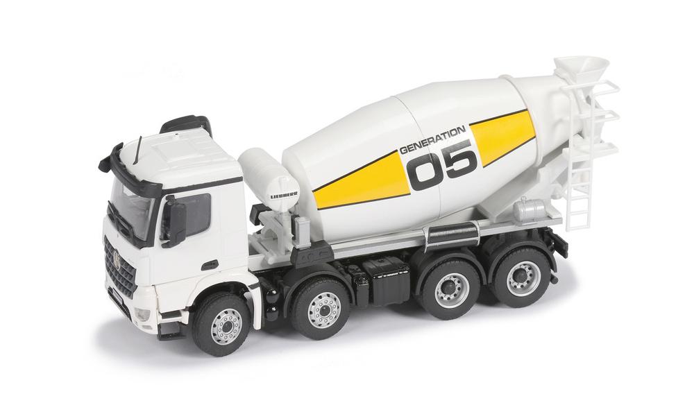 Liebherr HTM 905 MB Truck Mixer
