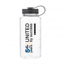 Liebherr USA 50th Anniversary Water Bottle