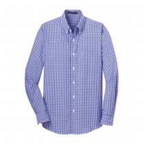 Port Authority Gingham Easy Care Shirt