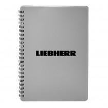 Liebherr Spiral Polypro Notebook