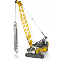 Liebherr HS 8100 HD Litronic Duty Cycle Crawler Crane