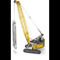 Liebherr HS 8100 HD Litronic Duty Cycle Crawler Crane