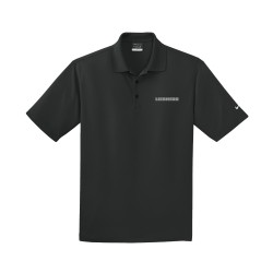 Nike Golf Dri-FIT Micro Pique Polo (BLACK)