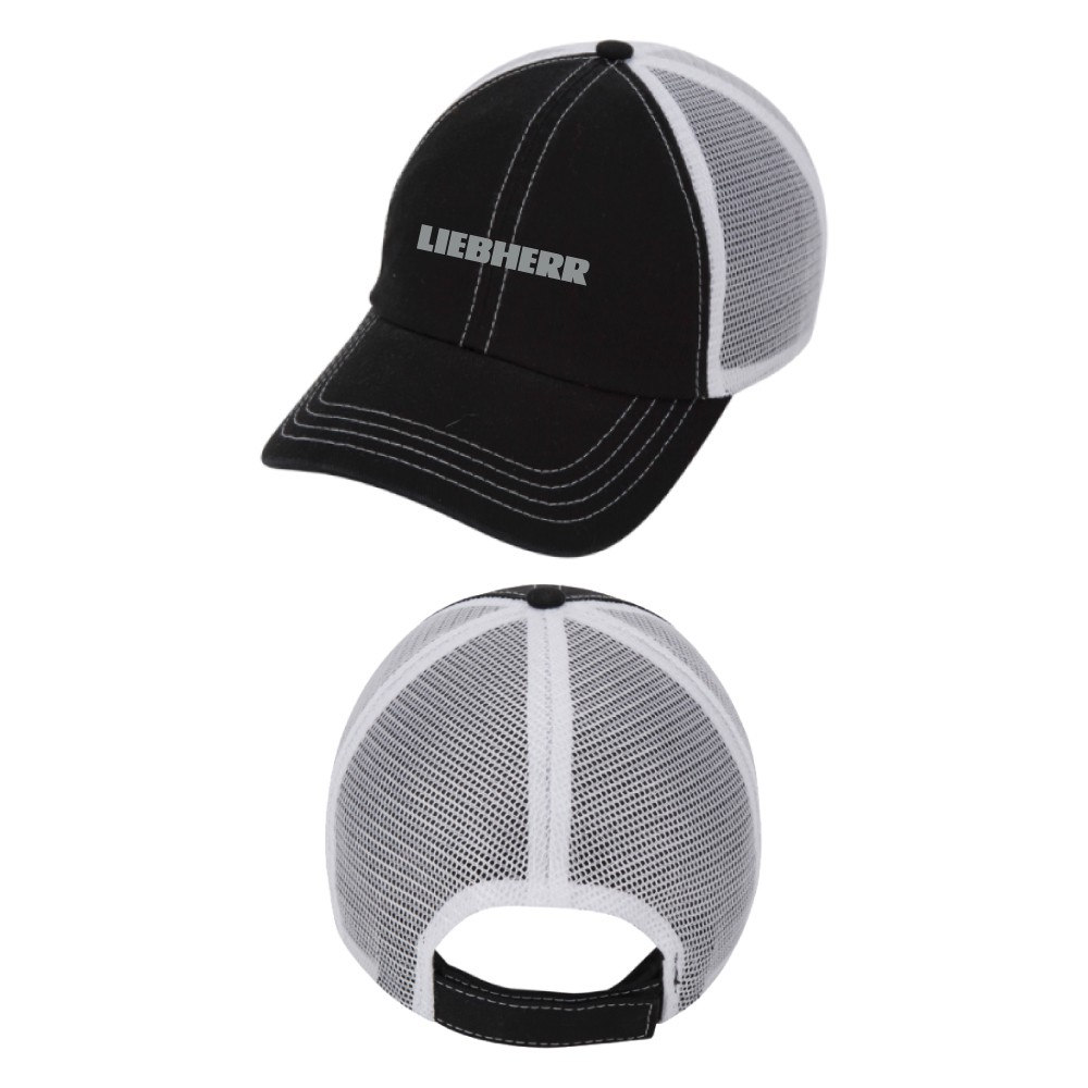 Liebherr Two-Tone Mesh Back Cap