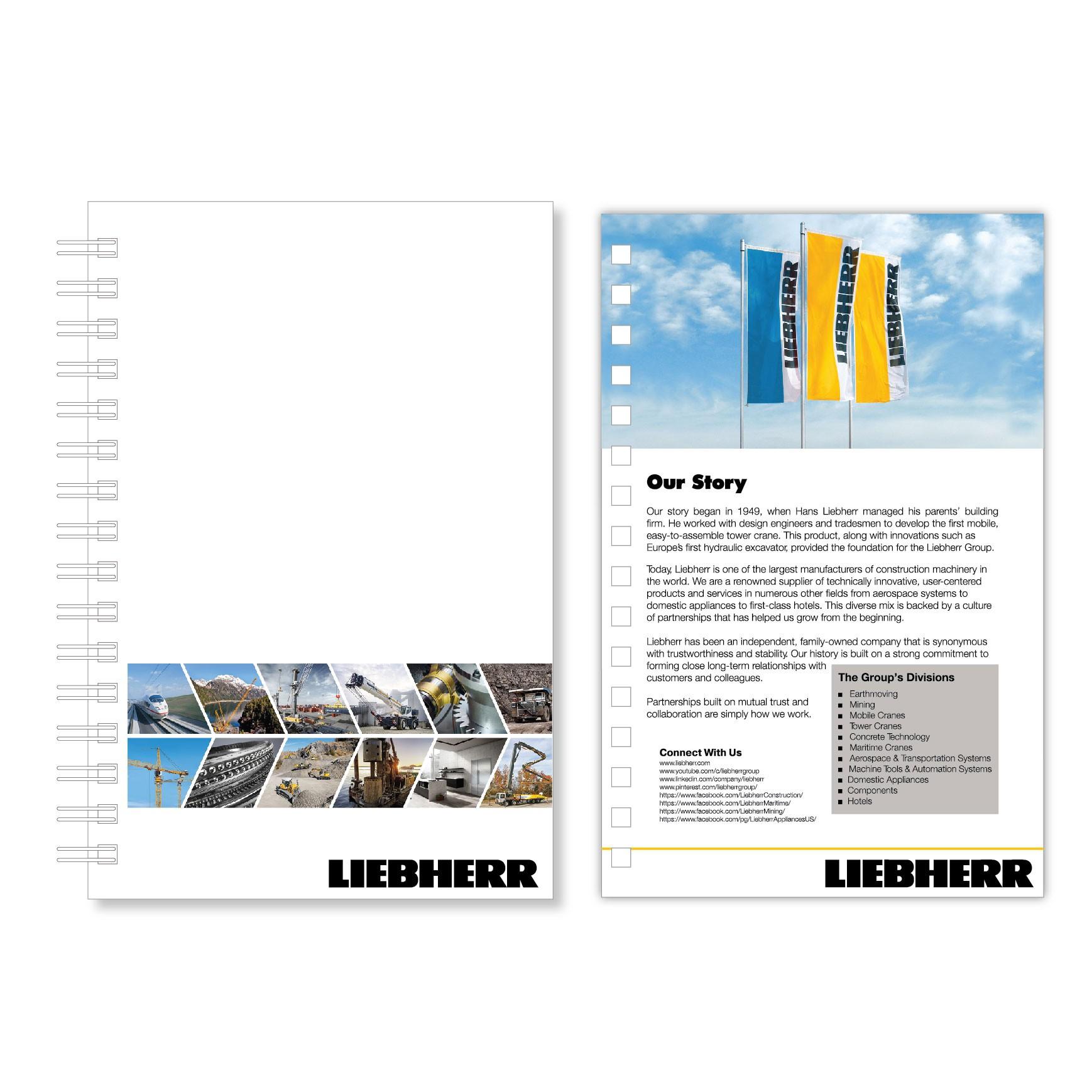 Liebherr Notebook