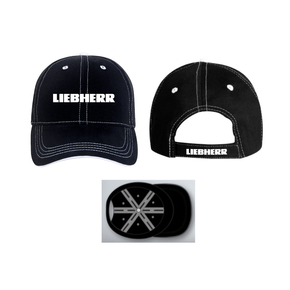 Liebherr Low Profile Structured Cap