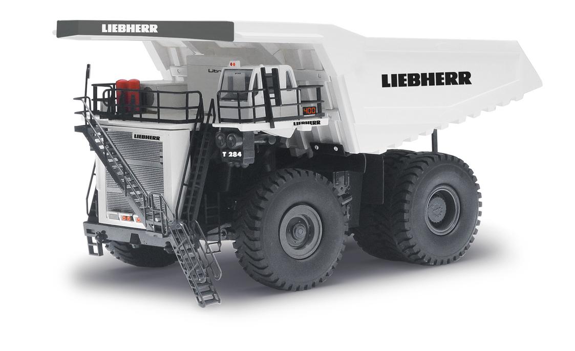 Liebherr T 284 Mining Truck