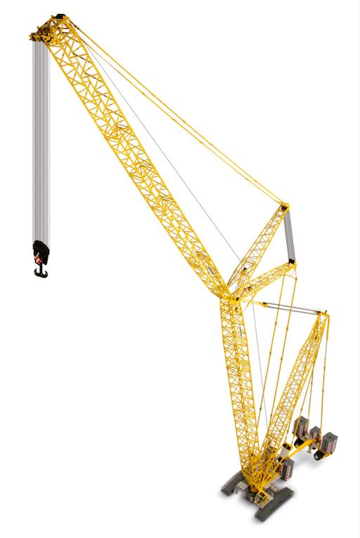 Liebherr LR 1600 / 2 Crawler Crane