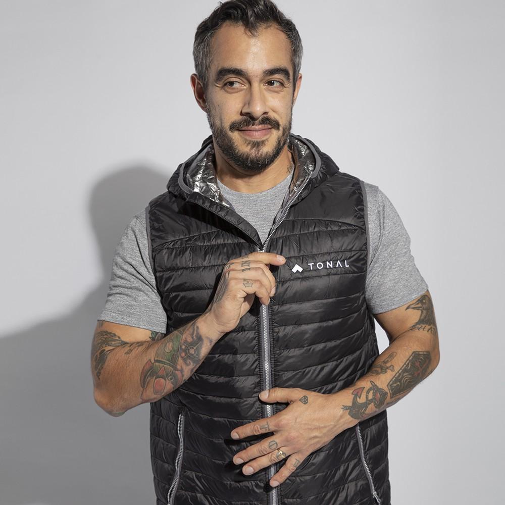 Men's Power Up Packable Vest