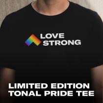 Tonal Pride Tee