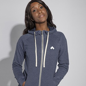 Women's Level Up Full-Zip Hoodie