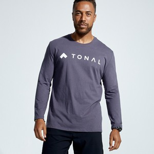 Men's Recovery Long Sleeve Tee